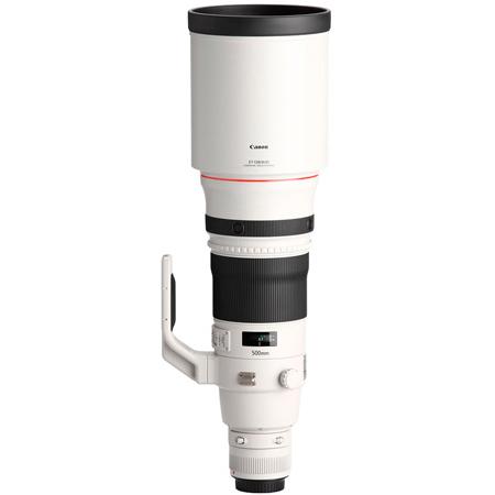 Canon 5124B002 EF 500mm f/4L IS II USM Lens