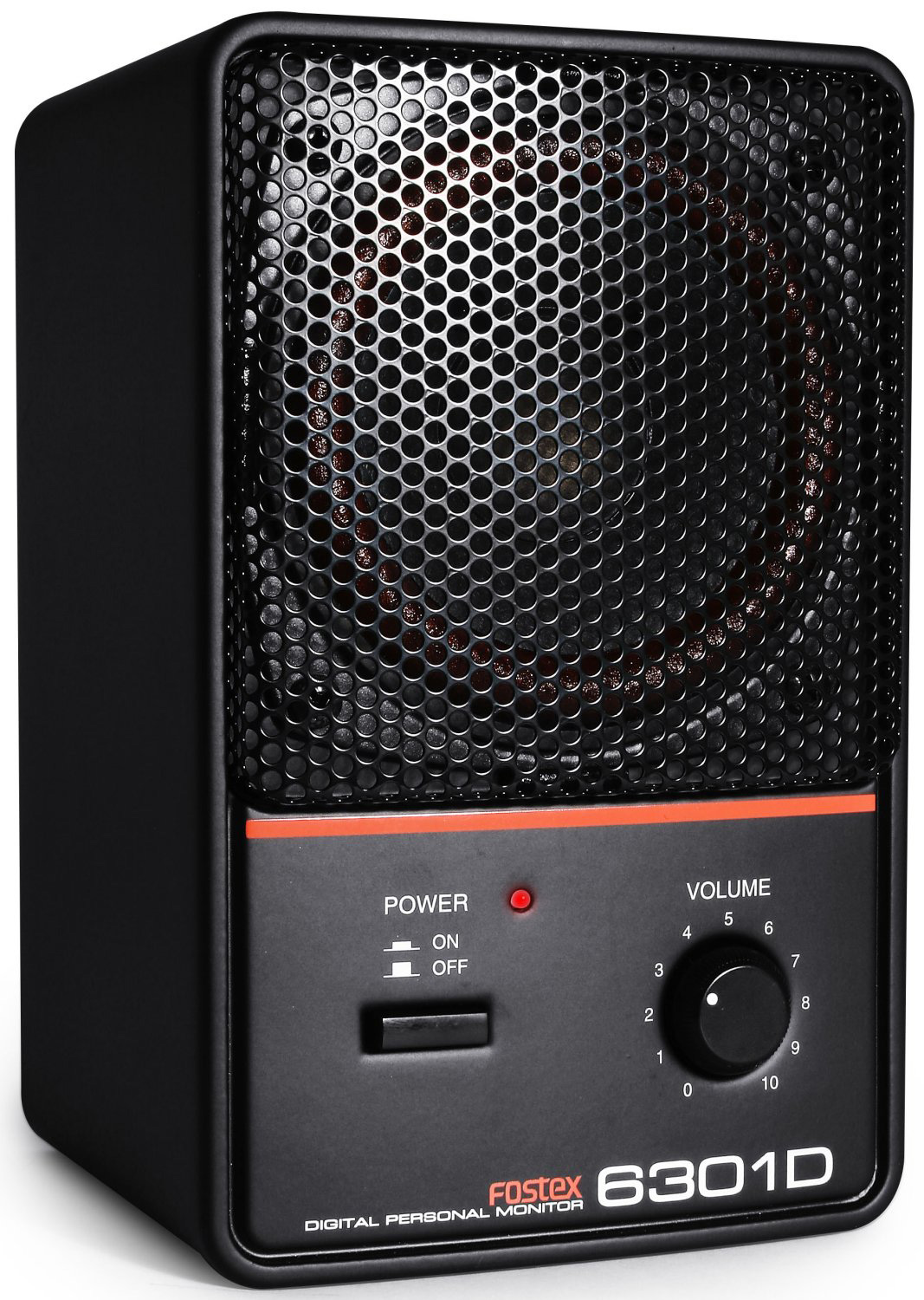 Fostex 6301d Powered Digital Monitor Per Speaker