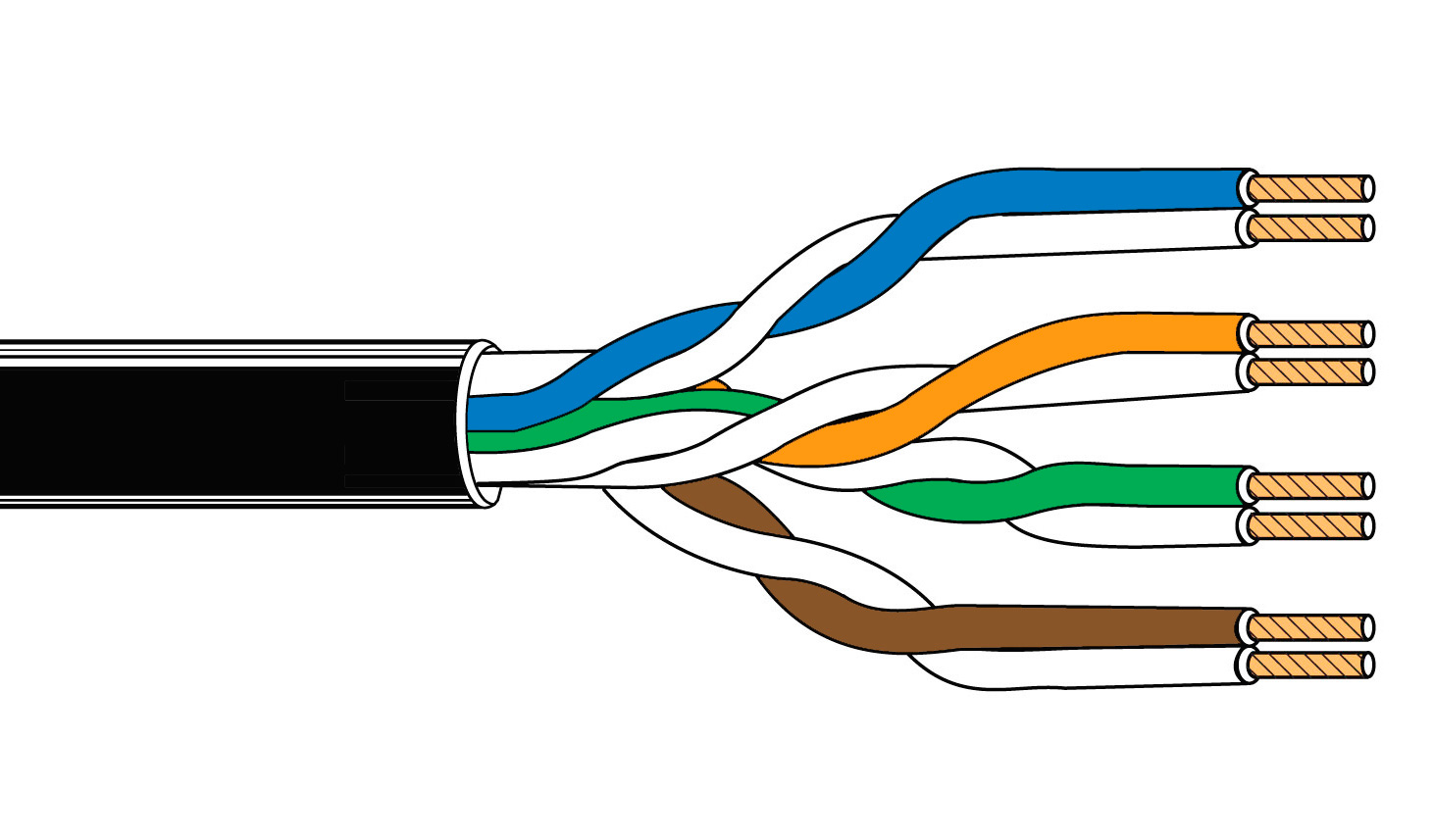 patch lead wiring a patch image wiring diagram 1592a datatwist cat 5e patch cable 1000ft roll black on patch lead wiring a