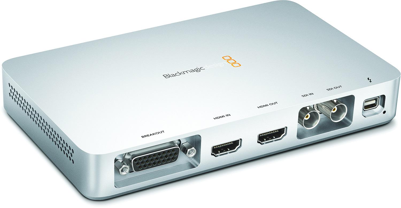 Blackmagic Design UltraStudio Express 3G/SDI Capture w ...