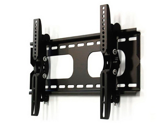 istar wt 2337bc monitor wall mount for 23 to 37 inch lcd plasma tv. Black Bedroom Furniture Sets. Home Design Ideas