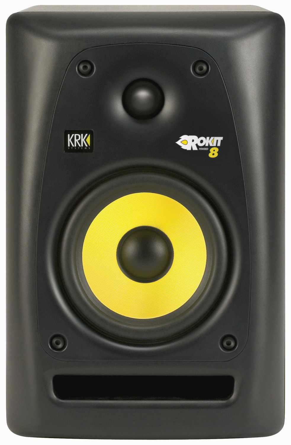 Krk Rp8g2 Rokit 8 Powered Reference Studio Monitor W 8in