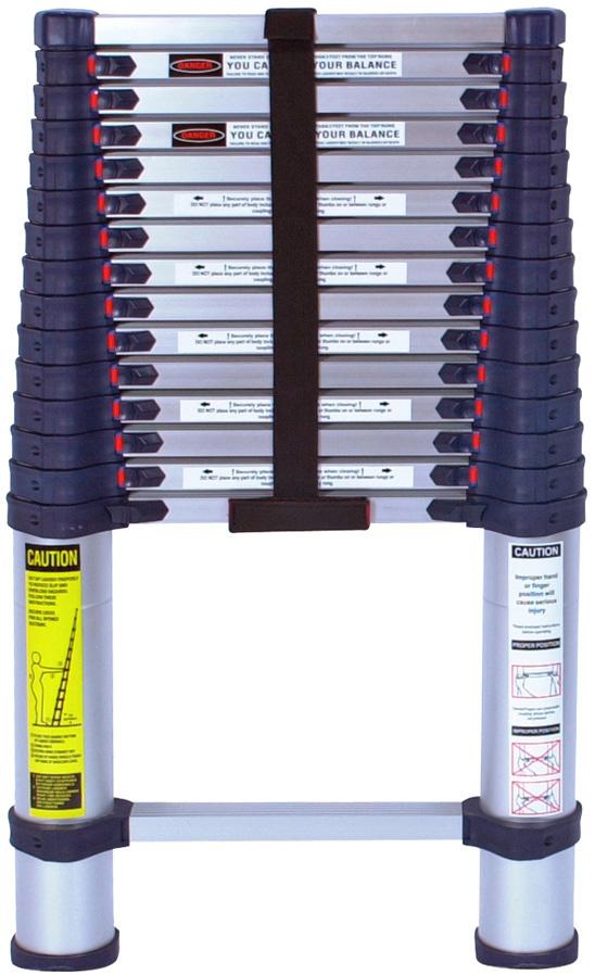 Xtend Amp Climb 785p 15 5 Ft Telescoping Ladder