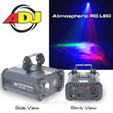 American DJ ATMOSPHERIC RG LED Red & Green Web Laser Light