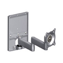 Chief FWDSK110B Small Flat Panel Swing Arm Wall Mount (Metal Studs) - 16 Inch B