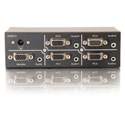 TruLink 4-Port UXGA Monitor Switcher/Extender with 3.5mm Audio