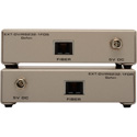 Gefen EXT-DVIRS232-1FO DVI & RS-232 Over 1 Fiber Optic Cable