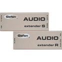 Gefen EXT-AUD-1000 Analog Audio Extender Over Cat-5 Cable 1000ft