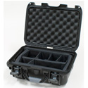 Gator Cases GU-1309-06-WPDV Waterproof Utility Case with Divider System 13.8x9.3x6.2