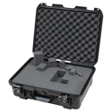 Gator Cases GU-1813-06-WPDF Waterproof Utility Case with Diced Foam Interior 18x13x6.9