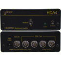 Burst HDA4 HD/SD SDI 4-output Digital Reclocking Distribution Amp