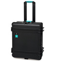HPRC 2700WE Black Wheeled Hard Case Empty