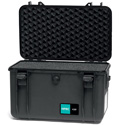 HPRC 4100F Black Hard case w/cubed foam