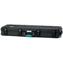 HPRC 5400WF Black Wheeled Hard Case w/Foam