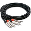 Pro Series Dual RCA M-M Cable 3 Foot