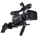 Canon Stealth ENG EV2 Shoulder Mount System for Canon XF305/XF300/XF1