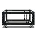 iStar WOS-690 6U 900mm Open Frame Rack