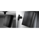 Omnimount 10.0 Wall/Ceiling B Speaker Mount - Black - Priced Each