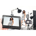 Phottix PH12405 Hector 9in HD Live-View Wired Remote w/ Backlit LCD Screen and Shutter Control