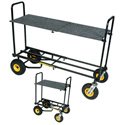 RocknRoller Multi-Cart RSH2 Expandable Shelf Kit for R2 Carts