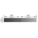 SoftCinch 1141-4 Single Hook & Loop Polystrap - 4 Pack