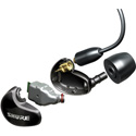 Shure SE315-K Sound Isolating Earphones Black
