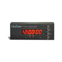 Radio Systems CT-2002 Desktop 0.56-Inch LED Studio Clock & Timer with IR Remote