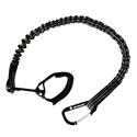 SetWear SW-05-502 Black Tool Leash