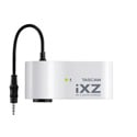 Tascam iXZ Mic/ Instrument Input for iPhone/iPad/iPod Touch