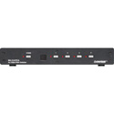 TV One MX-3141PCA 4x1 YPbPr Component HDTV & PC Video and Stereo Analog Audio Routing Switcher