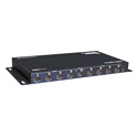 Vanco 280708 HDMI 1x8 Splitter with IR Control