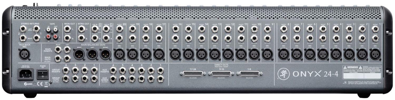 Mackie Onyx 24 4 : mackie onyx 24 4 bus 24 channel 4 bus premium sr console mixer ~ Vivirlamusica.com Haus und Dekorationen