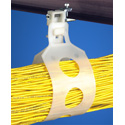 Arlington TL20 The Loop - Cable Hanger - Holds up to 2in Bundle - 100 Pack
