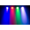 Chauvet 4BAR LED Lighting Rig