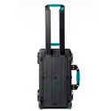HPRC 2550WF Black Wheeled Hard Case w/Foam