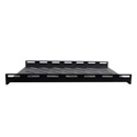 iStar WA-SF80B Heavy Duty Rackmount Shelf 17.24x2.24x6.50