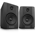 M-Audio BX8A Deluxe D2 Active Studio Monitors (PAIR)