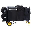 RocknRoller Multi-Cart 8-In-1 Equipment Transporter Cart R10NF Max