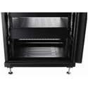 Omnimount RE18 Enclosed 18 Space Rack with Integrated Cooling