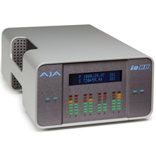 AJA Video IOHD FireWire-800 Analog/Digital Capture Device