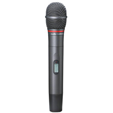 Audio Technica ATW-T341 Handheld Mic w/200 Ch UHF Trans.