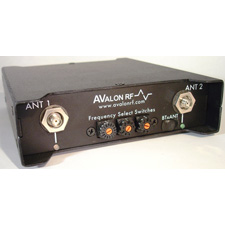 Avalon DX602 FM 2.400GHz-2.483GHz Video/Audio NTSC Wireless Video Receiver