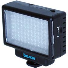 Bescor LED-70 70 Watt Fully Dimmable On Camera LED Light