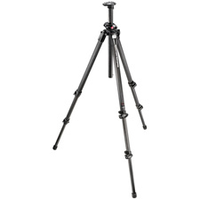 Manfrotto 055CXPRO3 CF Tripod-3 Section w/Q90 C. Column & Mag. Castings