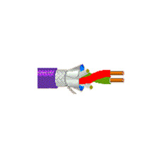 Belden 3079A 22 AWG ISA/SP-50 PROFIBUS Cable 1000 Ft. Violet