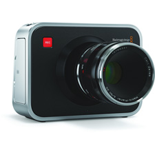Blackmagic Design CINECAM26KEF Cinema Camera EF with Built-In SSD Recorder 2.5K Uncompressed CinemaDNG RAW 12-bit Capture as well as Apple ProRes and Avid DNxHD