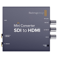 Blackmagic Design CONVMSH SDI to HDMI Mini Converter