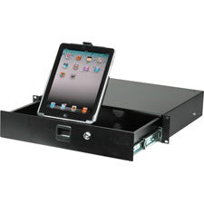 Connectronics CTX-IPAD Rack Draw for iPad Rackmount 2RU