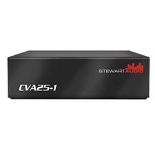 Stewart Audio CVA-25-1 Mono Sub Compact Amplifier - 25W x 1 at 25V/70V