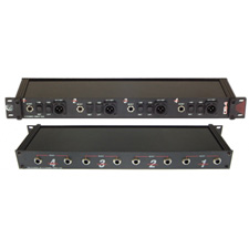 ProCo DB-4A Rackmount Quad Direct Box